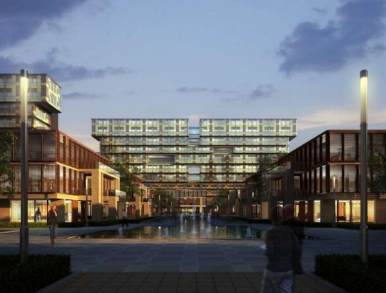 五十四层商业办公楼机电安装工程施工组织设计