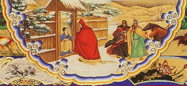 彩画园说——传统园林建筑中的清式彩画读书笔记(上)_17