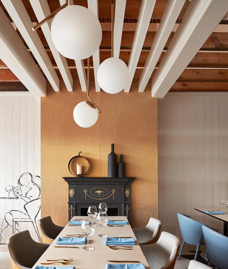 英国CocoRetro餐厅-7