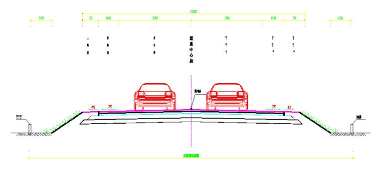 道路工程施工图纸(共120张)_3
