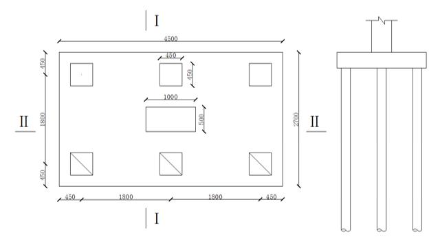 单层单跨排架结构厂房桩基础设计