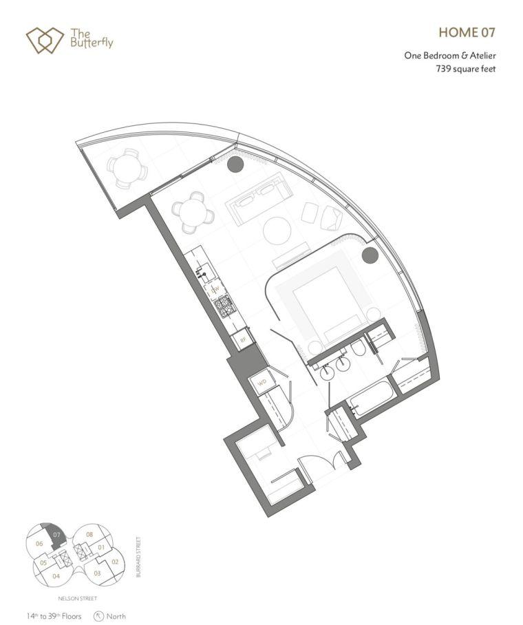一栋住宅十年设计,这可能是世界上最梦幻的公寓楼_33