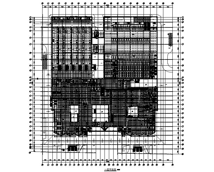 苏州汽车西客站给排水设计施工图