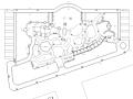 新中式百佳豪庭居住区景观设计施工图套图