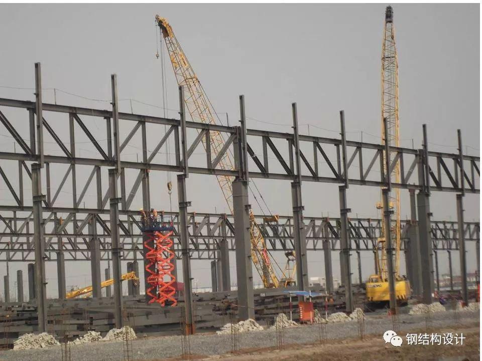 某厂房钢结构制作、安装方案(值得收藏)_36