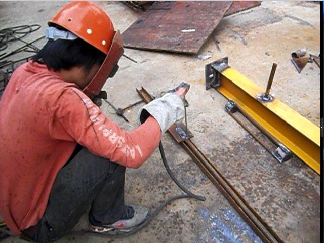一种新型工具式悬挑架——花篮拉杆工具式悬挑架施工工法_29