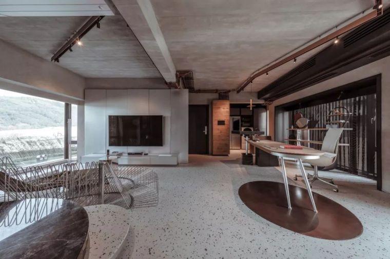仅 89m² 的房子,如何打造出未来艺术的高级感!