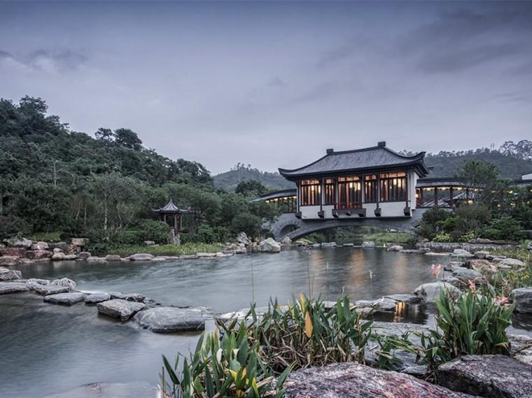 惠州中海汤泉度假酒店景观