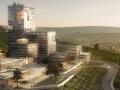 UNStudio新作:TBC集会大楼,第比利斯创新文化中心