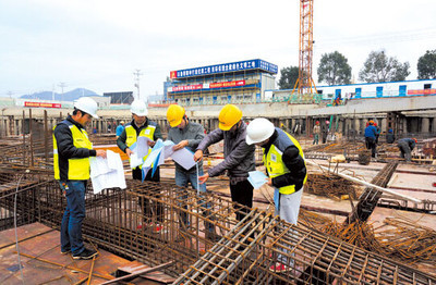 浅析房建工程后浇带施工