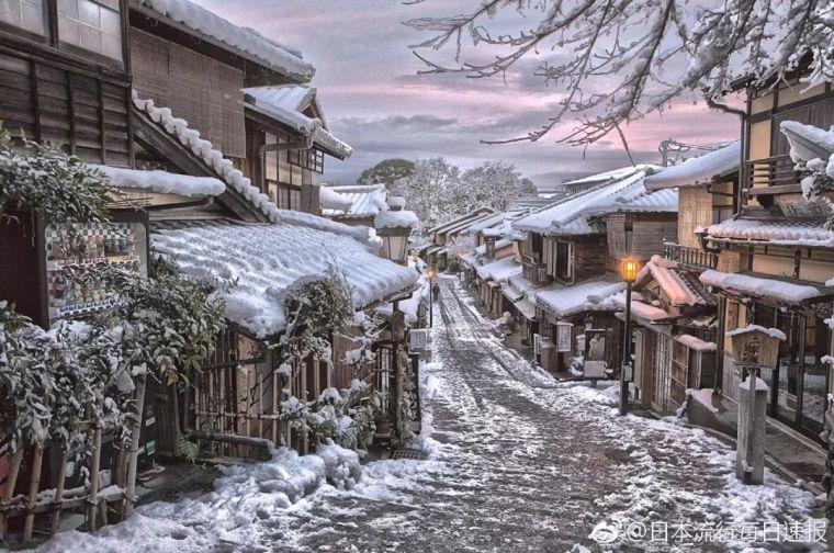 雪景大合集,看看你最喜欢哪里?_30