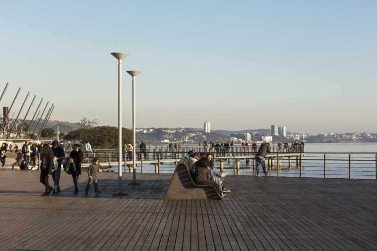 巴西阿雷格里港滨水公园-16
