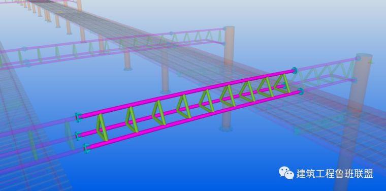 """五大钢结构之四""""桁架""""建筑如何深化设计?"""