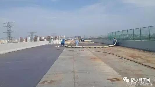 路桥防水层施工技术要点探讨