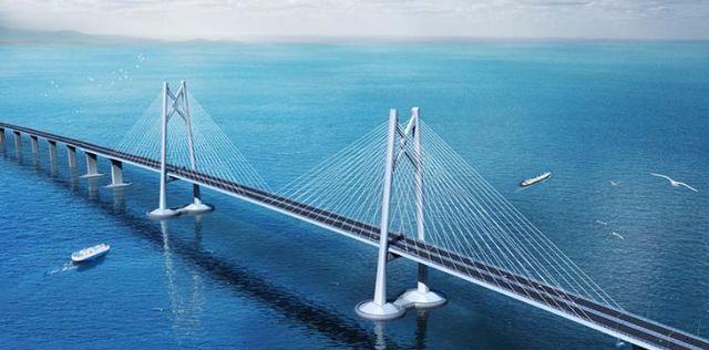 港珠澳大桥到底用了多少砂石骨料?为啥混凝土里面要加冰?