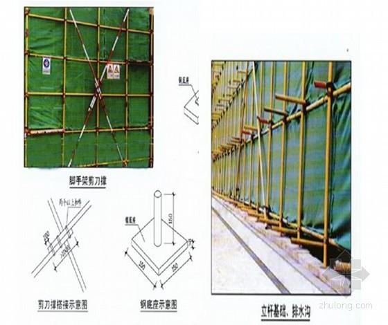 [广东]框剪结构商业住宅落地脚手架专项施工方案(含计算书)