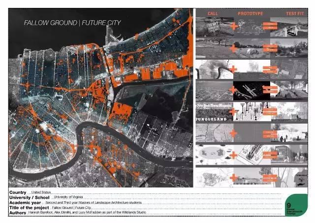 第九届国际景观双年展—景观学校展览作品_24