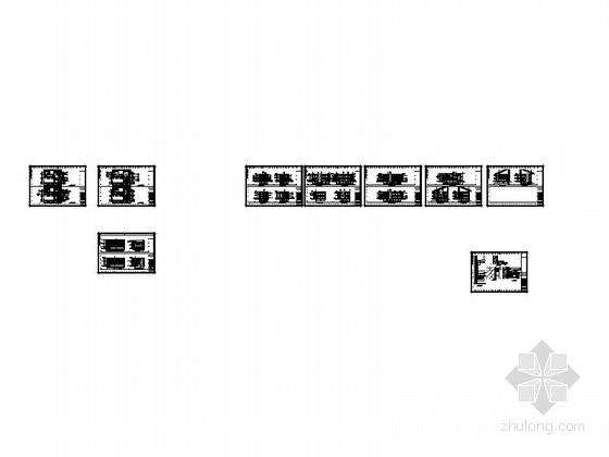 现代会所卫生间室内装修总缩略图