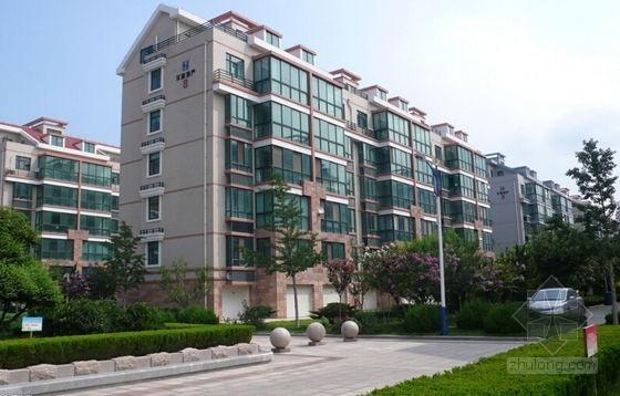 [毕业设计]住宅建筑工程投标文件编制实例(商务标 技术标)
