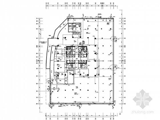 [深圳]超高层一类综合体办公楼给排水施工图纸