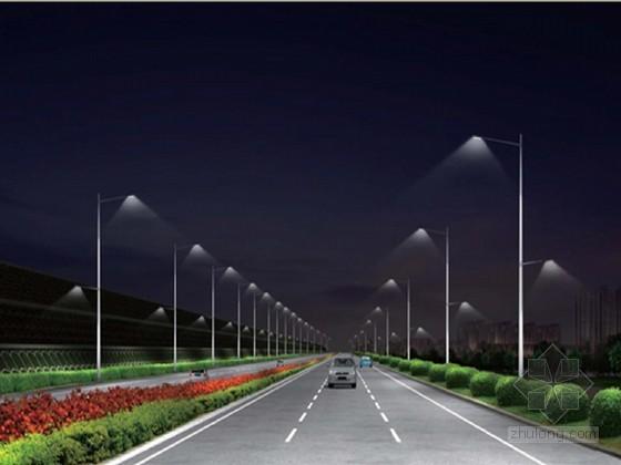 2013年市政道路工程实施性施工组织设计(含桥涵绿化 交通照明)