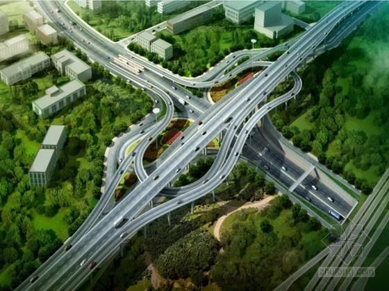 [河南]鲁班奖城市快速路高架桥及隧道工程施工组织设计748页(附创优质量汇报讲义)