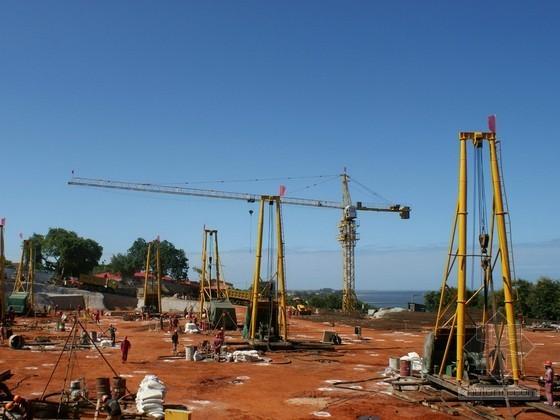 (48+80+48)m连续梁钻孔桩基础施工方案
