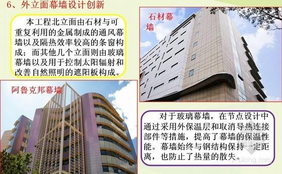 建筑工程绿色建筑与建筑节能知识培训讲义(119页,附图丰富)