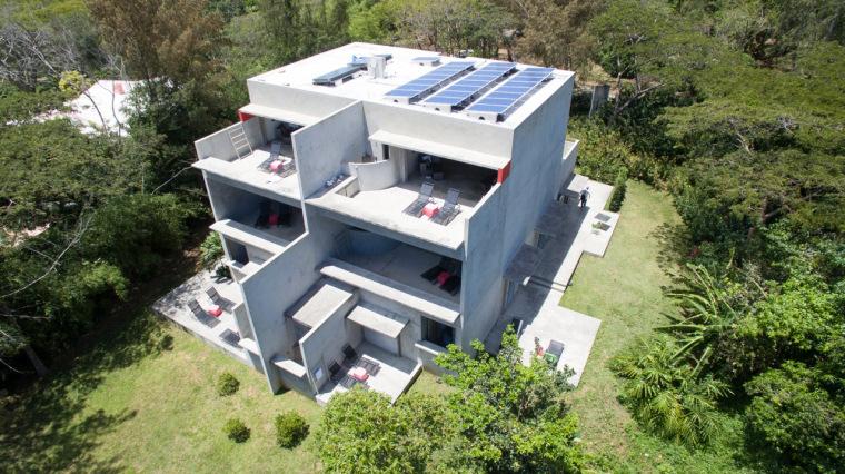 波多黎各独立的太阳能酒店-1