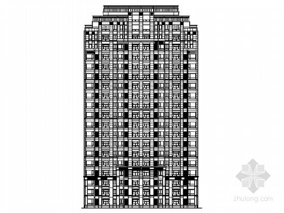 [山东]住宅区规划及单体设计施工图 (知名地产公司设计)