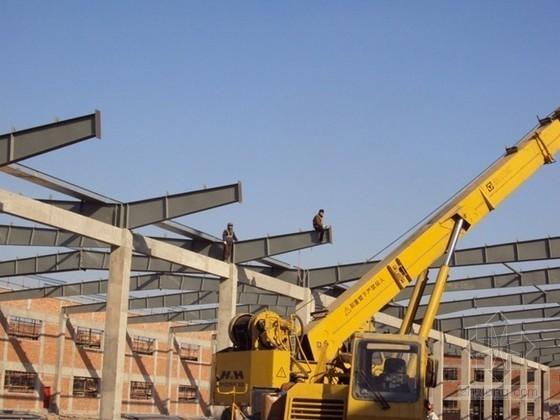 钢结构工业厂房吊安装监理实施细则(附图)