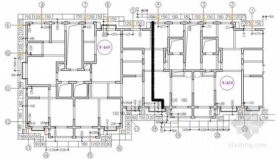 导轨式外爬架体系在高层住宅施工中的应用