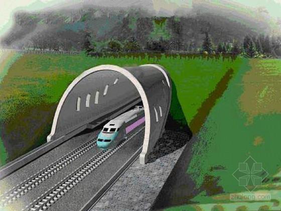 [济南]客运专线双线隧道施工组织设计(台阶法 双侧壁导坑法)