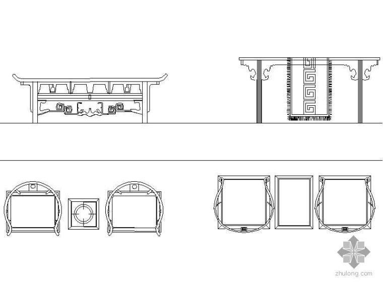 中式装饰图块集_1
