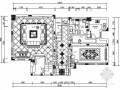 [重庆]欧式别墅精装样板房施工图