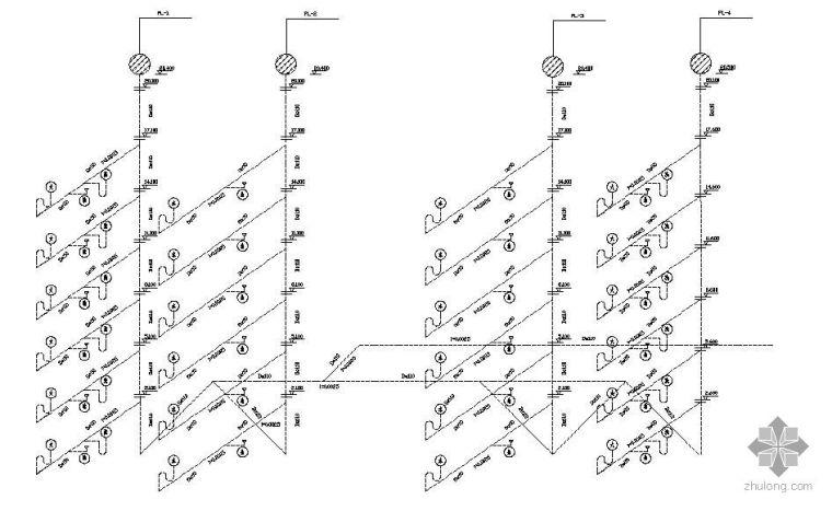 某大学建筑给排水课程设计