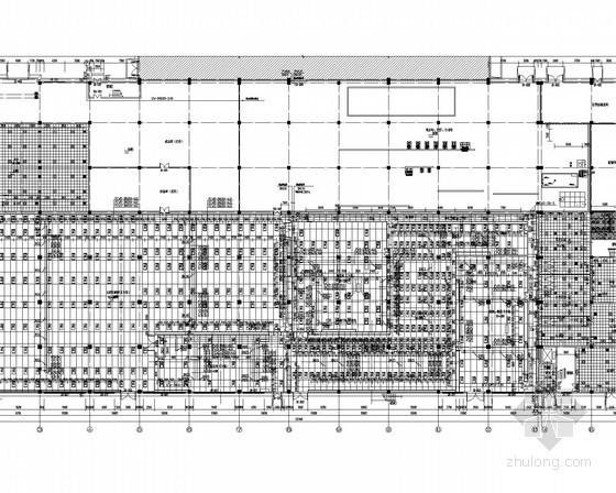 [江苏]电子洁净厂房给排水消防竣工图(循环冷却水系统 工艺纯水管道)