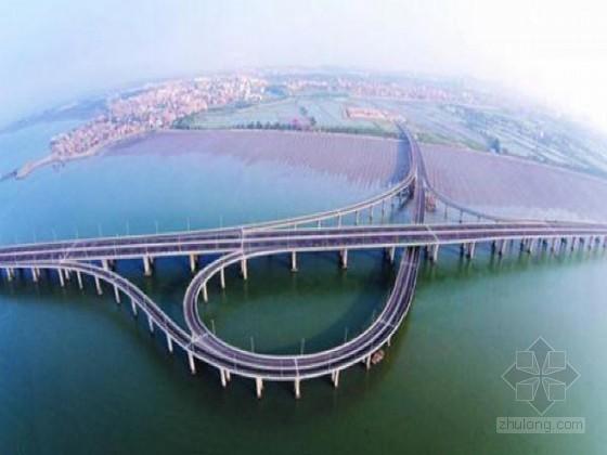 [福建]33.5m宽跨海大桥及接线工程施工组织设计325页(钢套箱 支架现浇)