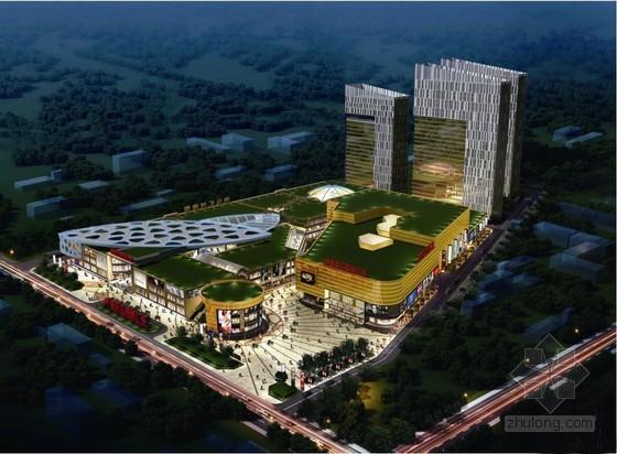 [上海]商业办公楼及裙楼弱电智能化系统施工组织设计127页(鲁班奖)