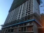 【筑龙18周年庆】南京下关滨江某小区施工照片