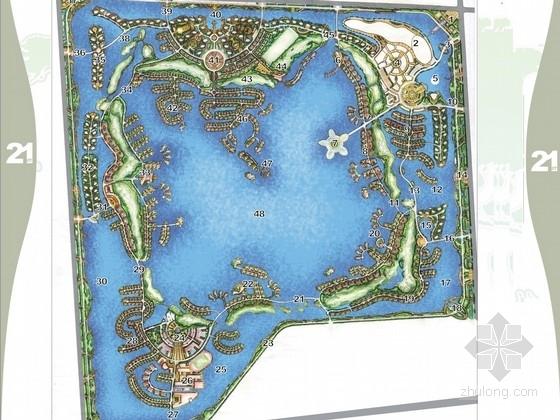 [天津]多元地域文化风景区景观规划设计方案