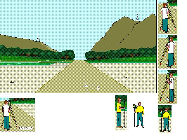 测量与工程测量-小地区控制测量