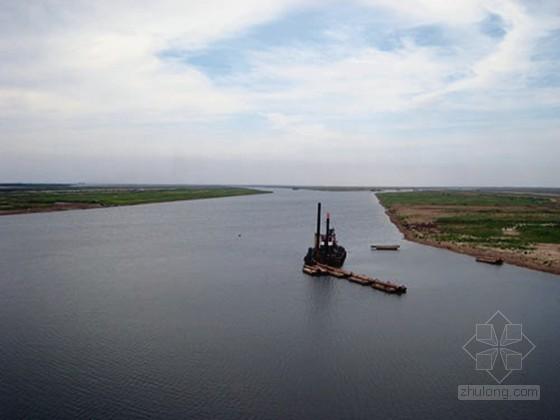 河道治理截水及导流沟工程施工组织设计