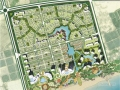 [三亚]滨水现代生态高端居住区概念性规划设计方案