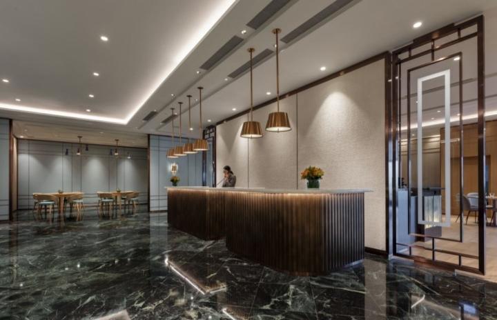 香港MacDonnellRoad酒店