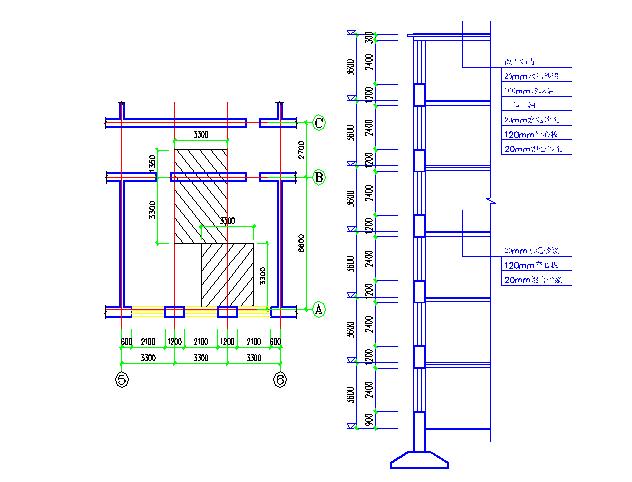 砖混结构墙下条形基础设计实例(word,12页)