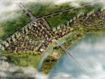 [成都]金堂新城区英式风貌小镇规划设计