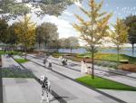 [福建]大东湖运动休闲公园项目景观方案设计文本(滨水,生态)