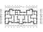 33层纯剪力墙结构住宅结构施工图(CAD、22张)