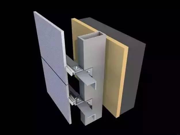 幕墙节点设计的的关键点汇总(建议收藏)_7